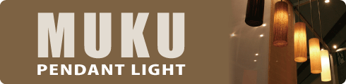 MUKU - PENDANT LIGHT