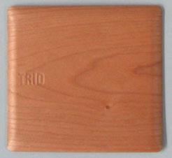 IMW-Insert Molding of Wood Sample (Woodgrain: Tennage® of American Cherry)