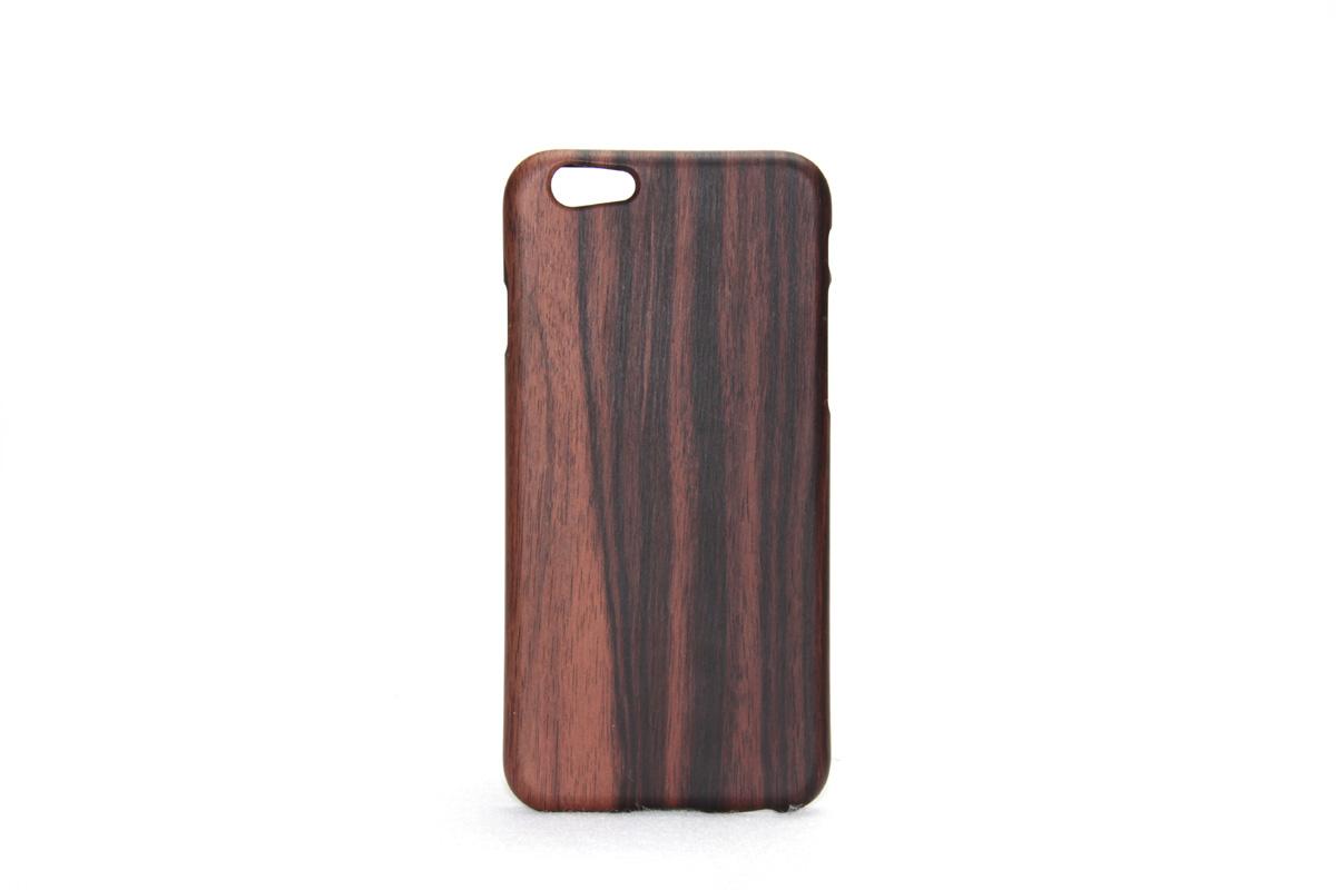 iPhone6sジャケット 黒檀F