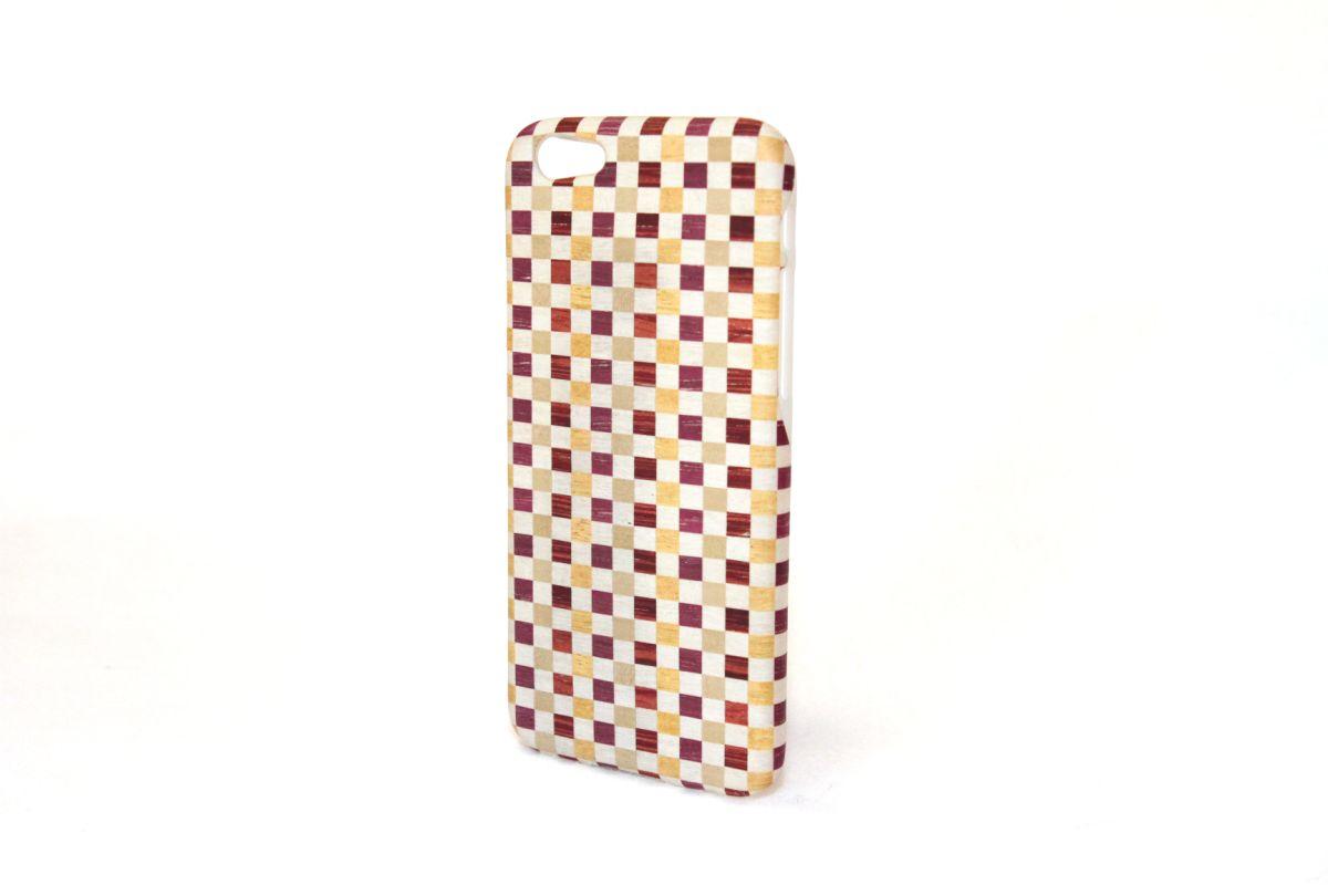 iPhone6sジャケット 箱根寄木細工4(参考製品)O