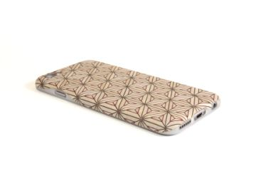 iPhone6・6S対応ケース:箱根寄木細工2