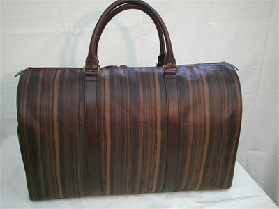 Ki-Ori Tennâge® Sample Products, Boston Bag (Ebony)