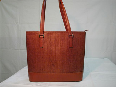 Ki-Ori Tennâge® Sample Products, Tote Bag (Padauk)