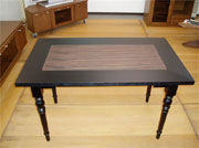Ki-Ori Tennâge Product Sample:Table (Ebony)