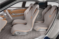 sample using Ki-Ori Tennâge:Automobile Seat(Nissan Terra)