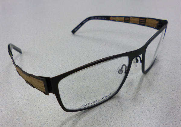 JFRey used our Tennâge® in his eyeglasses design(3)