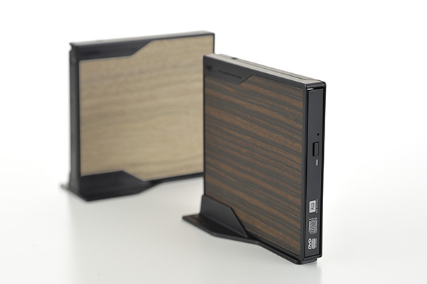 Real Wood DVD Drive